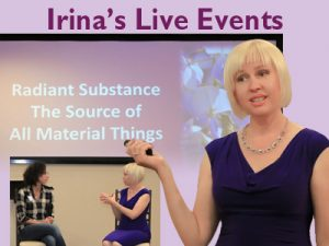 Irinas Live Events