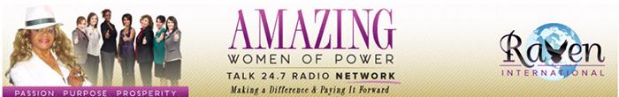 Amazing Women of Power
